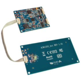 ACM-1252U-Y3 USB NFC Reader Module with Detachable Antenna Board