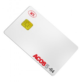 ACOS5-64 Cryptographic Smart Card